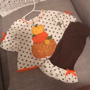 Fall Baby outfit